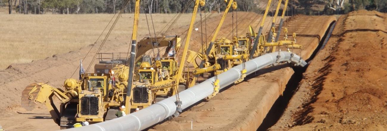 Pipeline Constructions Management